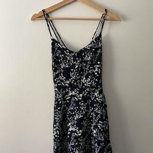 Garage Patterned Dress